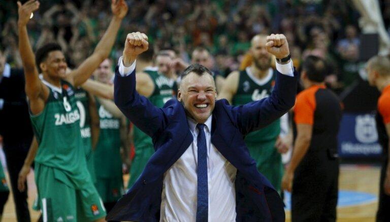 'Žalgiris' sagrauj 'Rytas' un kārtējo reizi kļūst par Lietuvas čempioniem