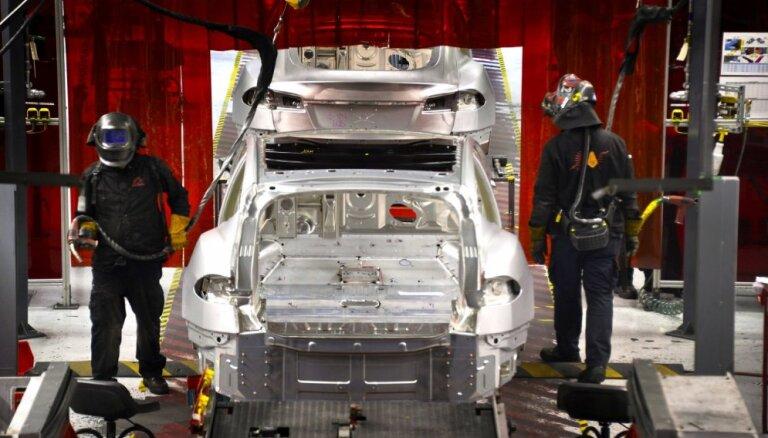 'Tesla' iegādājas akumulatoru tehnoloģiju kompāniju 'Maxwell'
