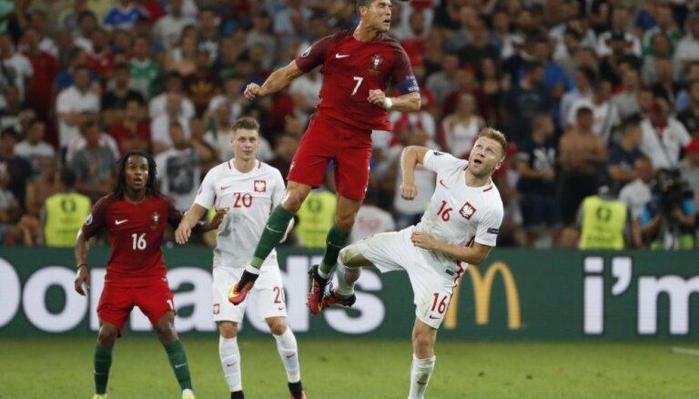 ВИДЕО, ФОТО: Вторая серия 11-метровых полякам не удалась, дальше идет Португалия