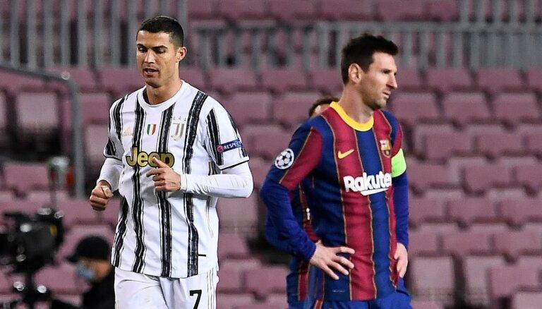 Uz FIFA labākā futbolista balvu kandidē Mesi, Ronaldu un Levandovskis