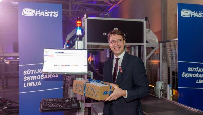 Personība biznesā: 'Latvijas Pasts' valdes priekšsēdētājs Mārcis Vilcāns