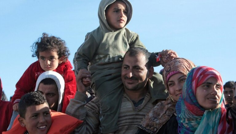 Рижской думе компенсируют 10 тысяч евро расходов на беженцев