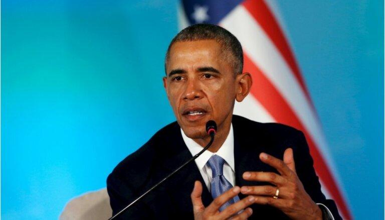 """Президент США Барак Обама прокомментировал """"оскаровский"""" скандал"""