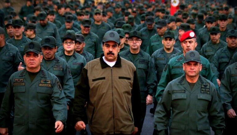 США предложили Венесуэле создать правительство без Мадуро и Гуайдо