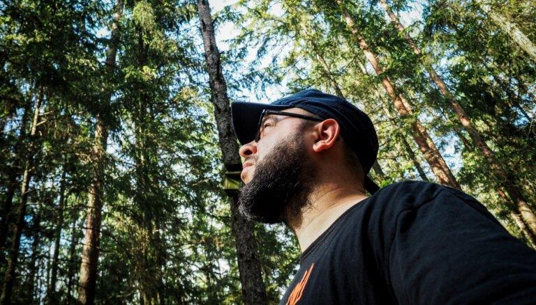 Kā es viens pa nakti paliku mežā un (ne)baidījos