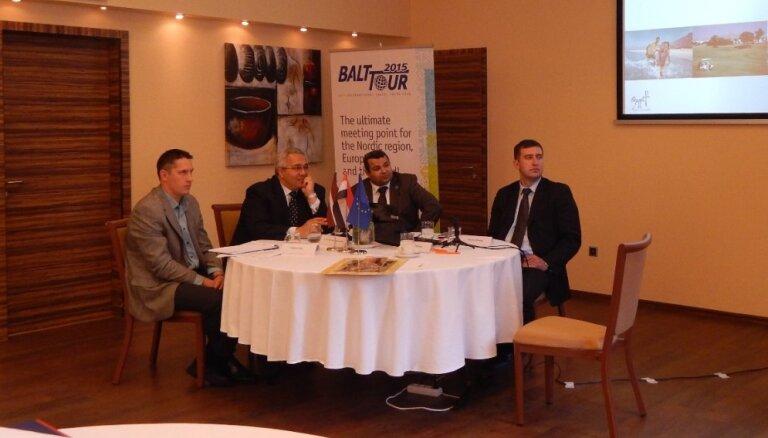 Египет выбрал выставку Balttour своим официальным партнером