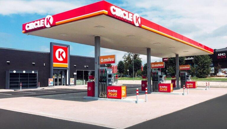 Foto: 'Circle K' atvēris jaunā koncepta DUS Siguldā, investējot divus miljonus eiro