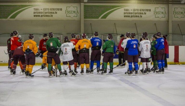 Hārtlijs nosauc Latvijas hokeja izlases sastāvu EIHC turnīram, valstsvienībai būs jauns kapteinis