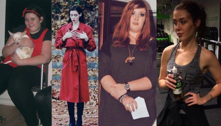Kā zaudēt 69 kilogramus un kļūt par modeli: dānietes Matildes veiksmes stāsts