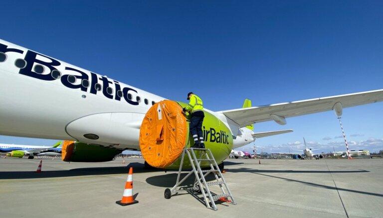 Авиакомпания airBaltic создала школу по обучению техническому обслуживанию