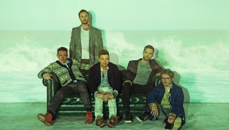 В ноябре в Риге выступит группа OneRepublic