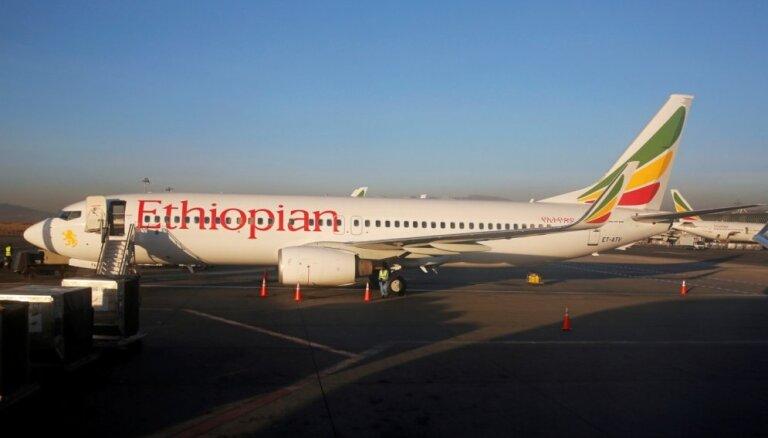 Ceļā uz Keniju avarējusi Etiopijas pasažieru lidmašīna; 157 bojāgājušie