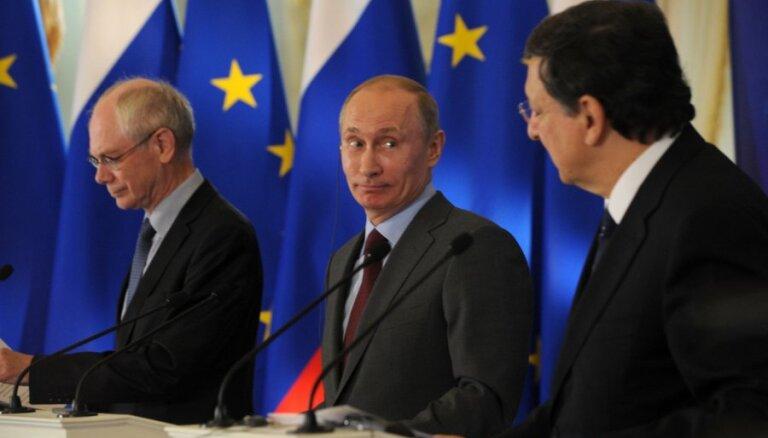 Европейцы ответили Путину: отмена виз с РФ приведет к наплыву русских