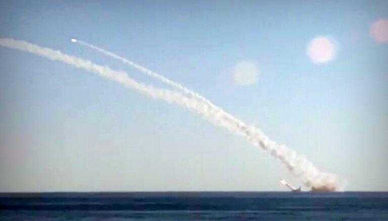 ASV: Krievija turpina pārkāpt Līgumu par vidējā un tuvā darbības rādiusa raķešu likvidāciju