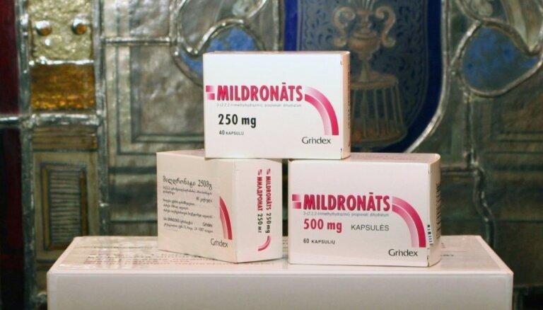 Antidopinga eksperte: mildronāta lietošana lielās devās kaitē veselībai