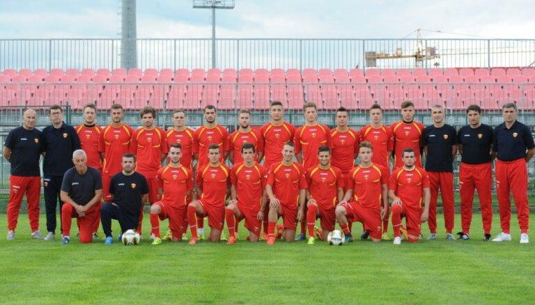 Latvijas U-21 futbolisti 2017.gada EČ kvalifikācijas turnīra spēlē zaudē Moldovai