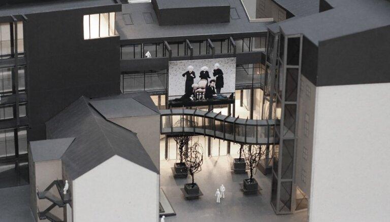 JRT ēku Lāčplēša ielā par vairāk nekā 20 miljoniem rekonstruēs 'ReRe Būve 1'