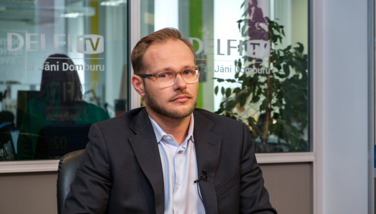 'Delfi TV ar Jāni Domburu': Ņikiforovs par zaudēto 'Jauno vilni' un Truksni