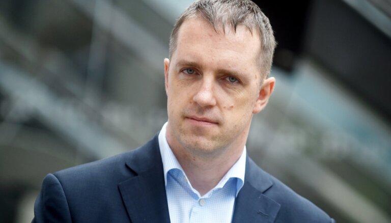 'Agrolats Holding' padomē iecelts bijušais 'Swedbank' vadītājs