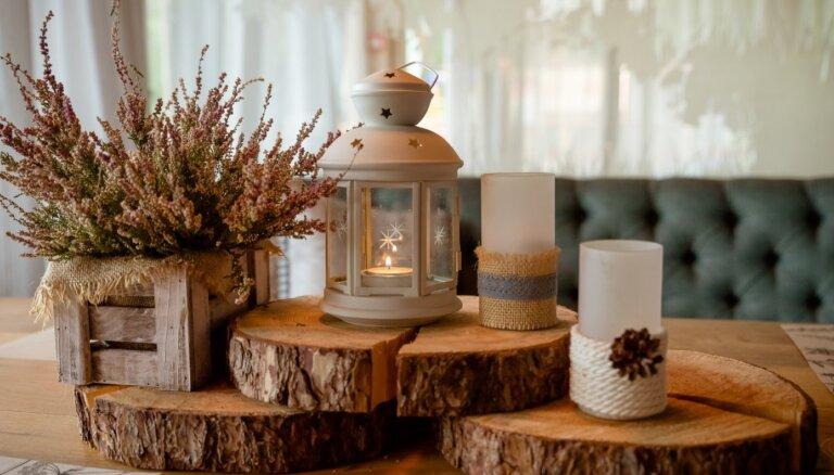 Atnes mežu mājās: oriģinālas un nedaudz piemirstas idejas priekam un labsajūtai