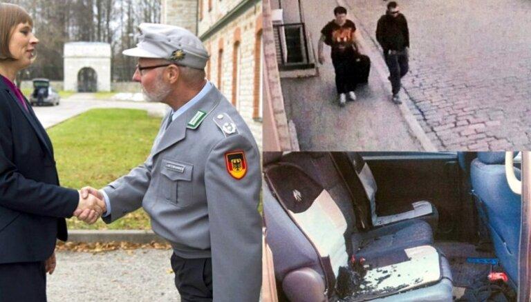 Tallinā narkomāni Bundesvēra apakšpulkvedim nozaguši NATO noslēpumu