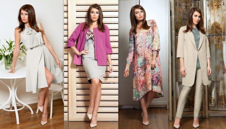 Pašmāju apģērbu zīmols 'Vaide' izrāda savu jauno pavasara/vasaras kolekciju