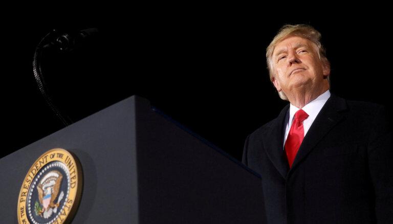 Eksprezidenta ēnā: Kā Tramps joprojām ietekmē Republikānisko partiju