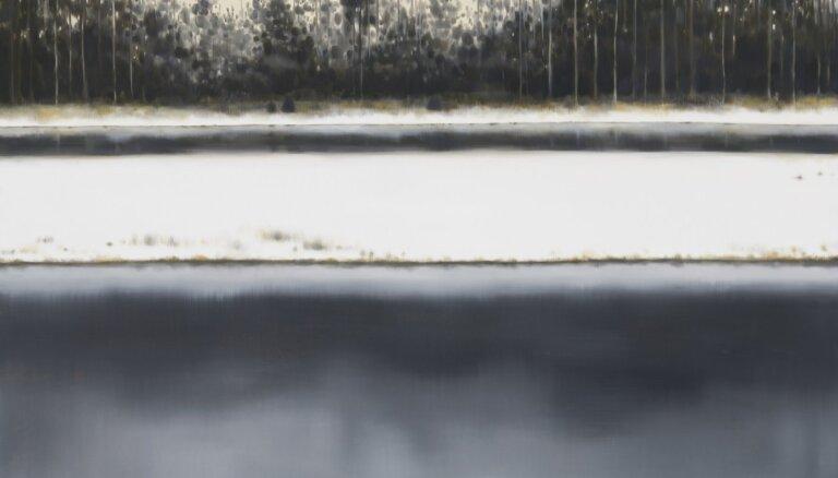 Latgales vēstniecībā 'Gors' būs Vijas Zariņas izstāde 'Uzgleznotā daba'
