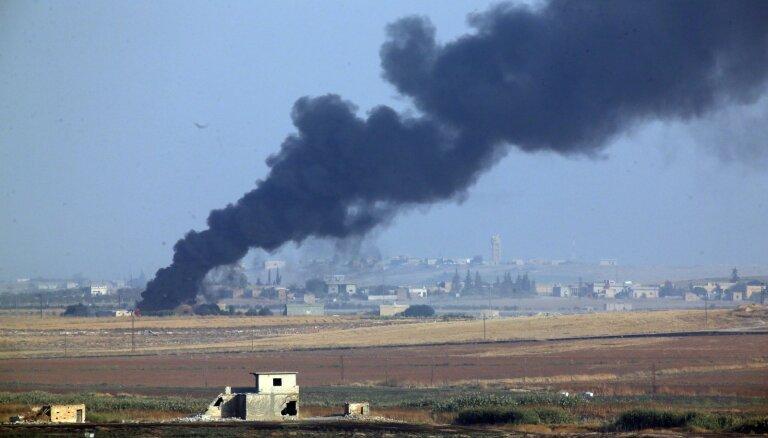 США отправят танки охранять нефть в Сирии. Что это значит?