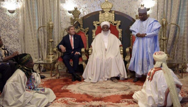 Ietekmīgais Sokoto sultāns Abubakars iestājas pret dzimumu līdztiesības likumu