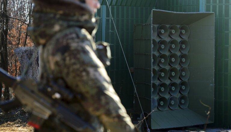 Динамиками по водородной бомбе: Южная Корея возобновила пропаганду на границе с КНДР