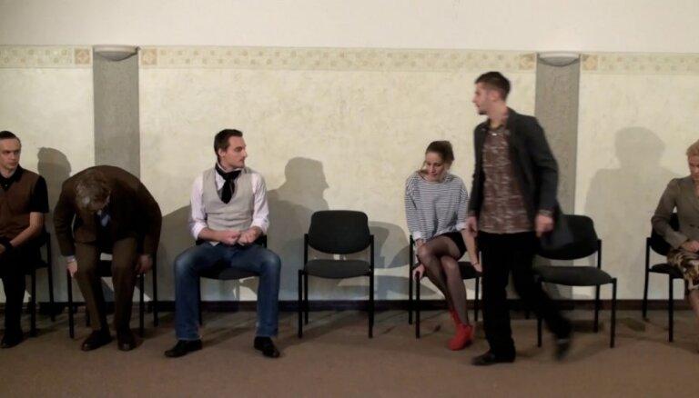 Latvijas Nacionālajā teātrī pirmizrādi piedzīvos 'Izrāde:Gals'