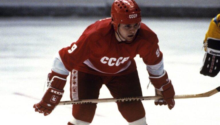 В США сняли фильм о сборной СССР по хоккею