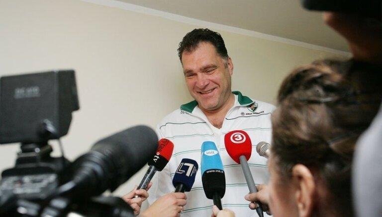Lietuvā sāks izrādīt filmu par Arvīdu Saboni