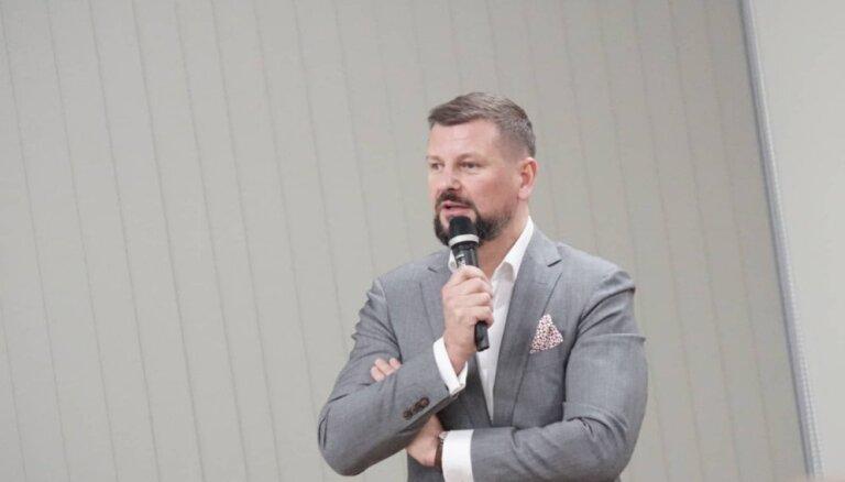Latvijas volejbola dzīvi vadīs Jānis Buks