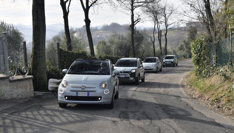 Itālija garantēs 6,3 miljardu eiro aizdevumu 'Fiat Chrysler Automobiles'
