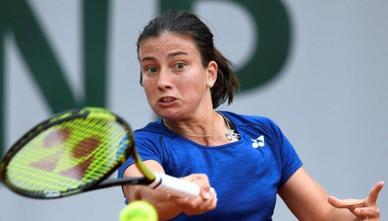 Севастова после победы в Бухаресте вышла во второй круг турнира в Москве
