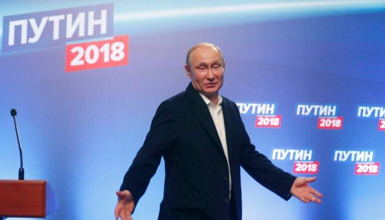 Пресса Британии: не стоит ждать от Путина раскаяния