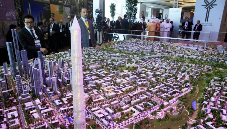 Foto: Ēģipte plāno būvēt jaunu futūristisku galvaspilsētu