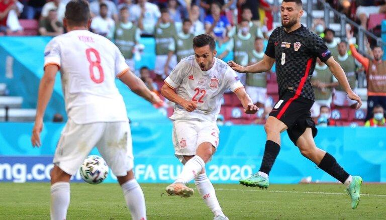 Рекордный ЕВРО-2020: у Испании новое достижение, у Швейцарии — крутой камбэк