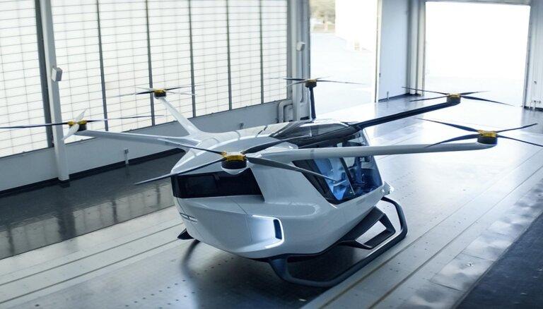 BMW izstrādājis bezpilota lidaparāta dizainu