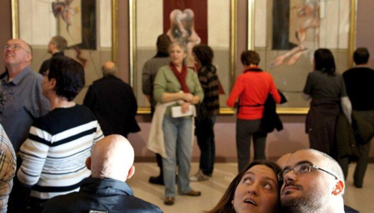 В Монако впервые выставят последнюю картину Фрэнсиса Бэкона