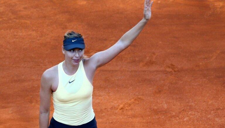 Чакветадзе отреагировала на возможное завершение карьеры Шараповой