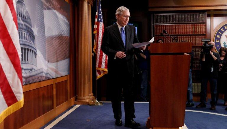 Сенат США одобрил кандидата Трампа на должность судьи Верховного суда