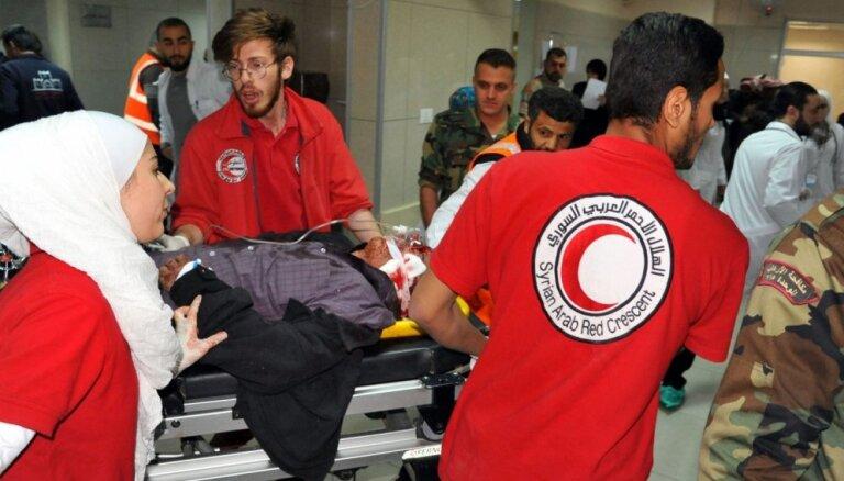 """Эксперты Bellingcat назвали """"крайне вероятным"""" применение химического оружия в Думе"""