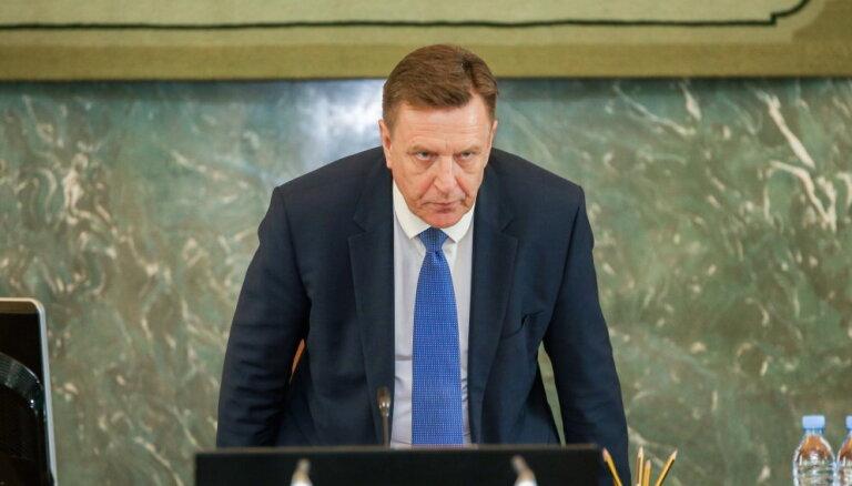 Ušakovam būtu jāatkāpjas no amata, uzskata Ministru prezidents