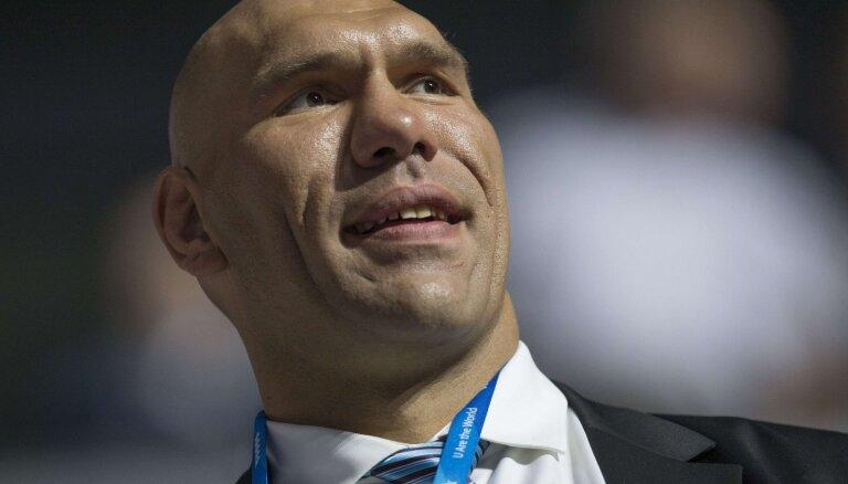 У Николая Валуева опухоль мозга. Боксер перенес уже две операции
