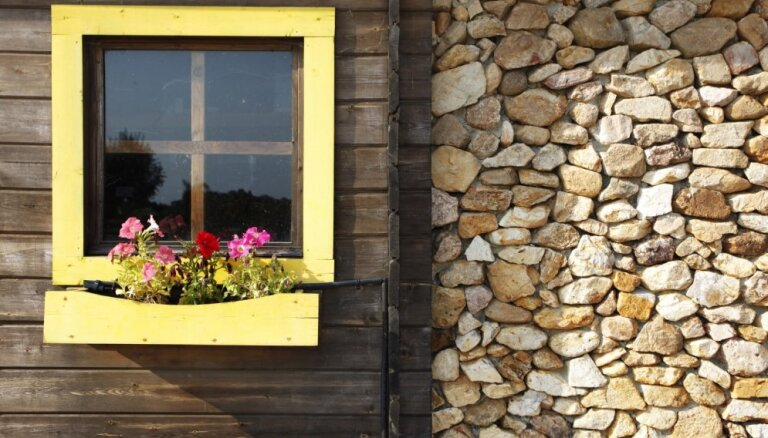 Fasāde – pirmais iespaids par māju. Kā izvēlēties piemērotāko