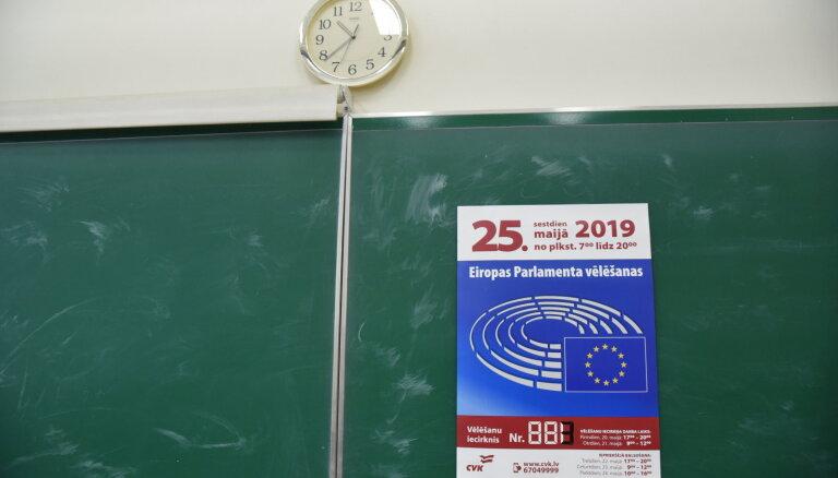 Ārvalstīs iepriekšēja balsošana EP vēlēšanās nav paredzēta