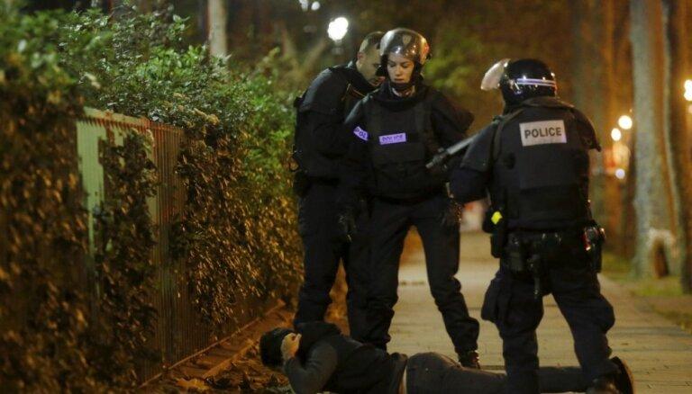 Во Франции ищут пособников террористов
